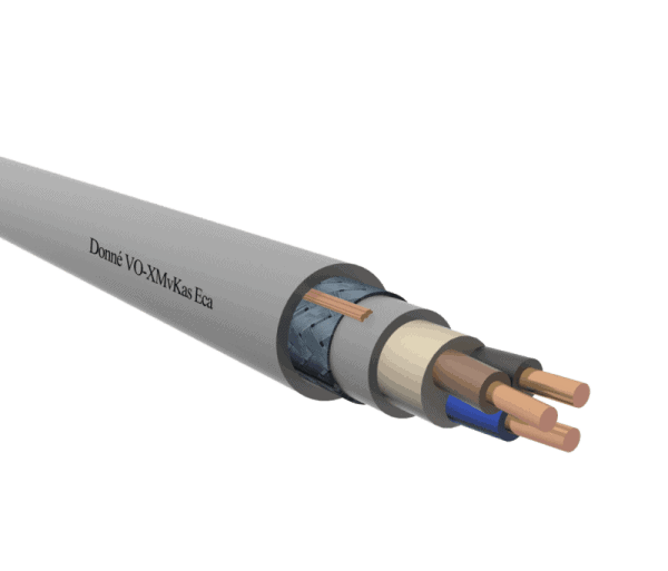 Grond kabel Donné