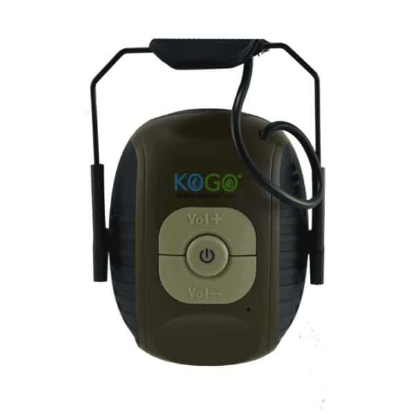Gehoorbescherming met Bluetooth Rechts